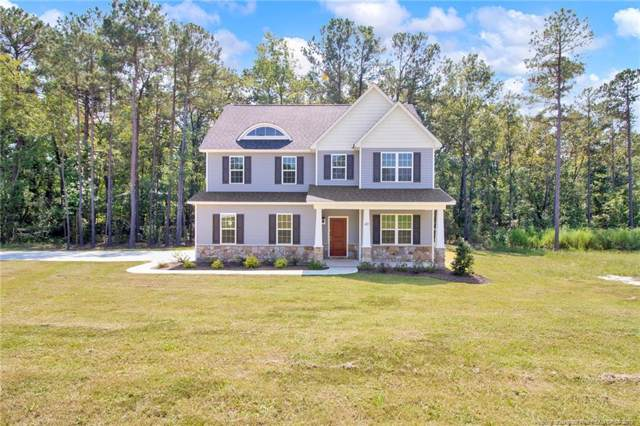 42 Raintree Lane, Spring Lake, NC 28390 (MLS #616050) :: Weichert Realtors, On-Site Associates