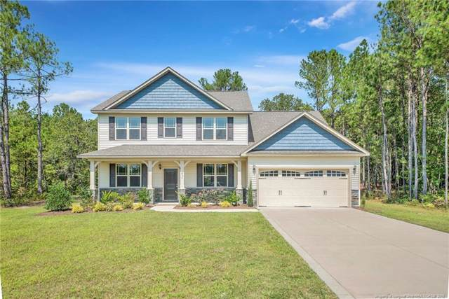 82 Cypress Drive, Spring Lake, NC 28390 (MLS #616065) :: Weichert Realtors, On-Site Associates
