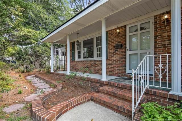 1521 Marlborough Road, Fayetteville, NC 28304 (MLS #616081) :: Weichert Realtors, On-Site Associates