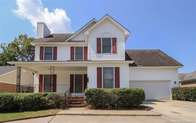 3020 Coachway Drive, Fayetteville, NC 28306 (MLS #616084) :: The Rockel Group