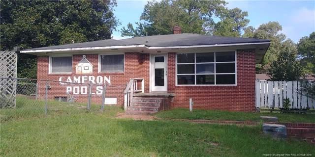 920 W Main Street W, Sanford, NC 27330 (MLS #616093) :: Weichert Realtors, On-Site Associates
