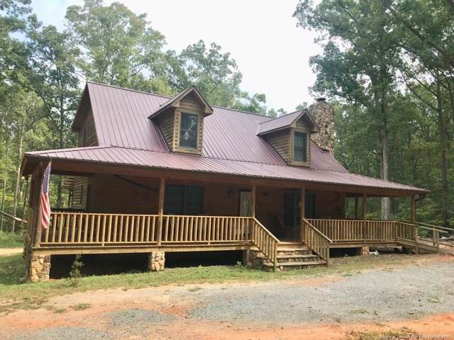 3022 Plank Road, Robbins, NC 27325 (MLS #616099) :: The Rockel Group
