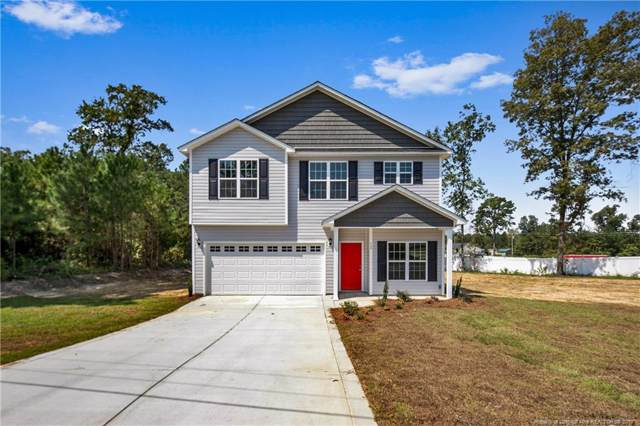 210 Dundee Circle, Raeford, NC 28376 (MLS #616107) :: Weichert Realtors, On-Site Associates