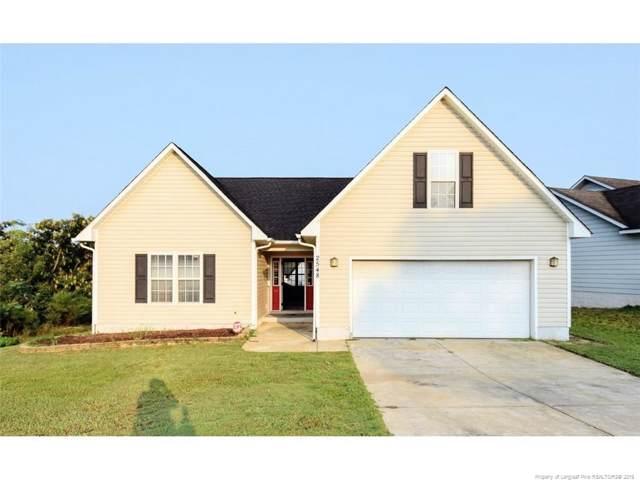 2548 Cameron Woods Lane, Fayetteville, NC 28306 (MLS #616110) :: Weichert Realtors, On-Site Associates