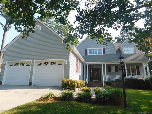 60 Golf Drive, Sanford, NC 27332 (MLS #616118) :: The Rockel Group