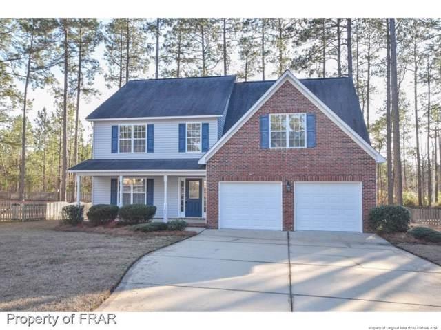3385 Carolina Way, Sanford, NC 27332 (MLS #616135) :: Weichert Realtors, On-Site Associates