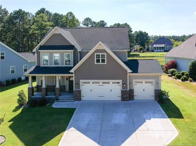 73 Skipping Water Drive, Spring Lake, NC 28390 (MLS #616140) :: Weichert Realtors, On-Site Associates