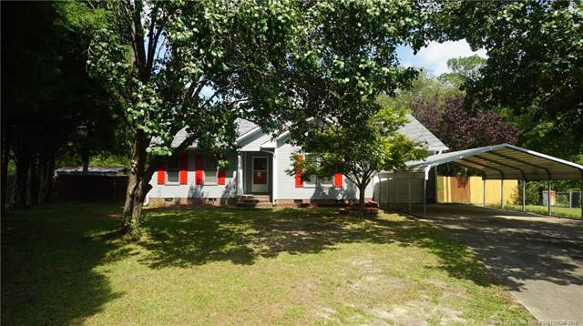 213 Sprucepine Drive, Raeford, NC 28376 (MLS #616142) :: Weichert Realtors, On-Site Associates