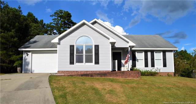 359 Abbottswood Drive, Fayetteville, NC 28311 (MLS #616149) :: Weichert Realtors, On-Site Associates
