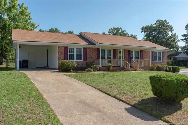5225 Foxfire Road, Fayetteville, NC 28303 (MLS #616161) :: Weichert Realtors, On-Site Associates