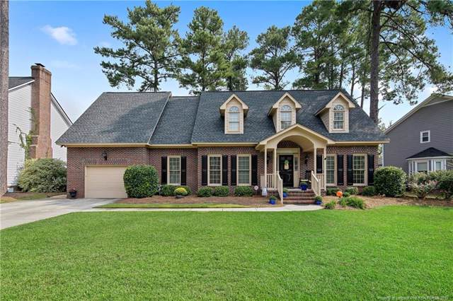 2912 Delaware Drive, Fayetteville, NC 28304 (MLS #616179) :: The Rockel Group