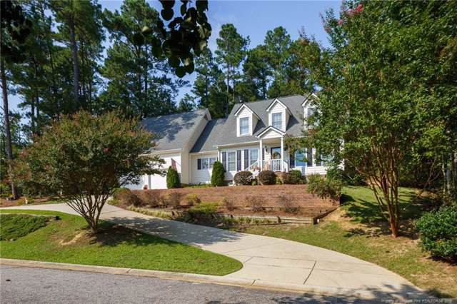 427 Newburgh Drive, Fayetteville, NC 28311 (MLS #616183) :: The Rockel Group