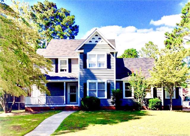 609 Dowless Drive, Fayetteville, NC 28311 (MLS #616188) :: The Rockel Group