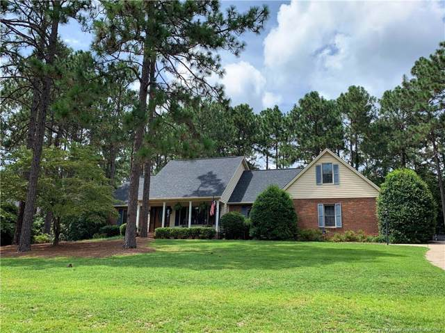 120 Lakeside Court, Pinehurst, NC 28374 (MLS #616198) :: The Rockel Group