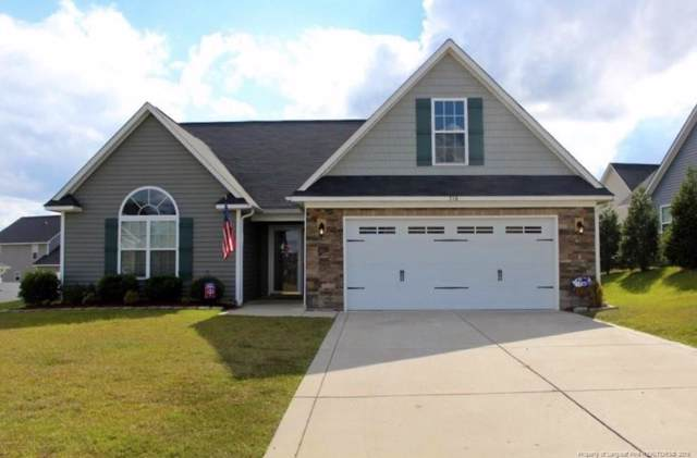 310 Regimental Drive, Cameron, NC 28326 (MLS #616208) :: The Rockel Group