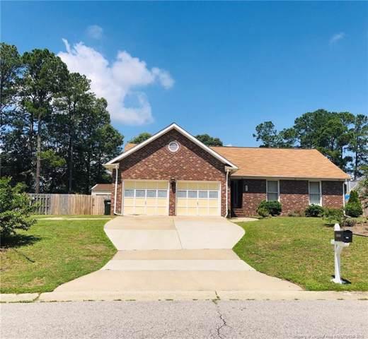 3432 Thorndike Drive, Fayetteville, NC 28311 (MLS #616218) :: Weichert Realtors, On-Site Associates