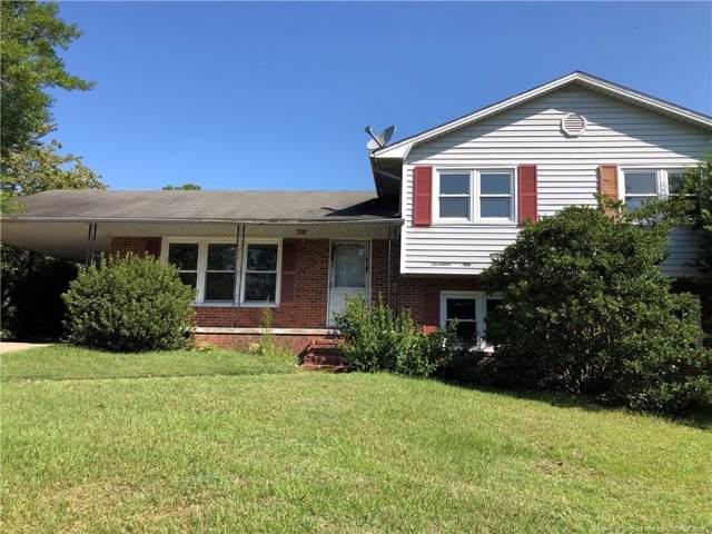 1750 Gola Drive, Fayetteville, NC 28301 (MLS #616237) :: The Rockel Group