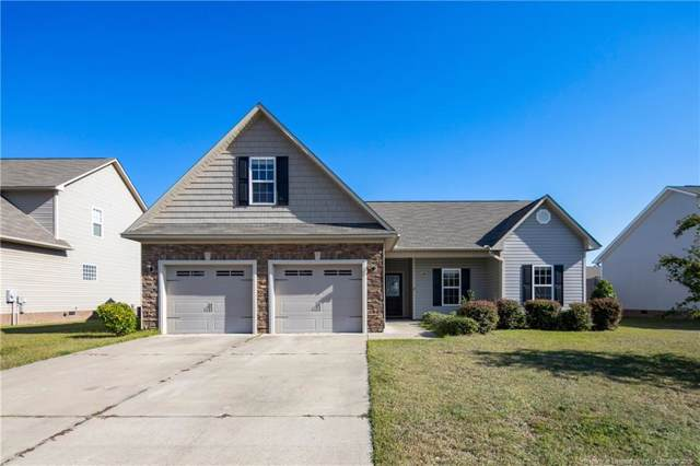 4207 Cinder Lane, Fayetteville, NC 28312 (MLS #616246) :: Weichert Realtors, On-Site Associates
