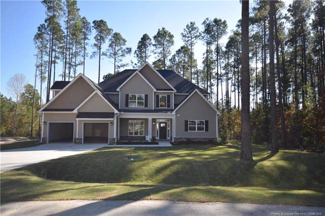 309 Maplewood Drive, Sanford, NC 27332 (MLS #616252) :: Weichert Realtors, On-Site Associates
