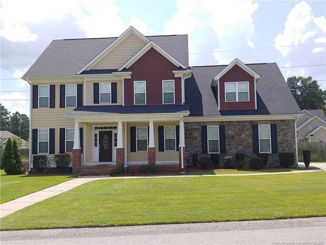 2821 Whisper Oaks Court, Fayetteville, NC 28306 (MLS #616301) :: The Rockel Group