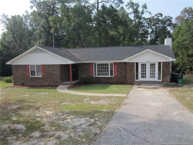 634 Galloway Drive, Fayetteville, NC 28303 (MLS #616340) :: Weichert Realtors, On-Site Associates