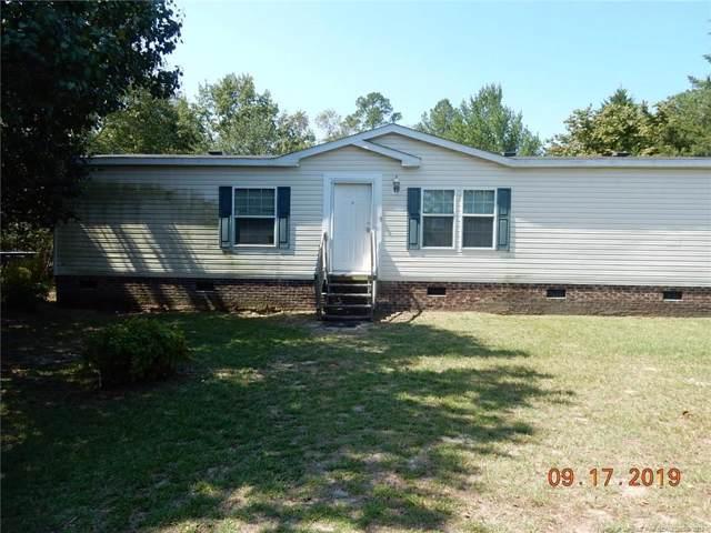 1767 Mccall Drive, Stedman, NC 28391 (MLS #616351) :: The Rockel Group