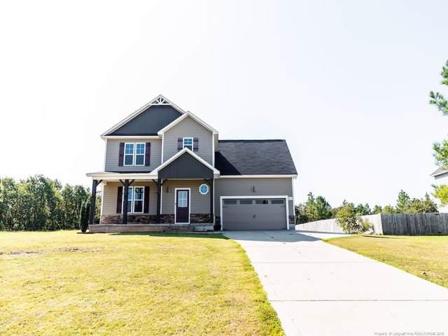 421 Prairie Lane, Lillington, NC 27546 (MLS #616352) :: The Rockel Group