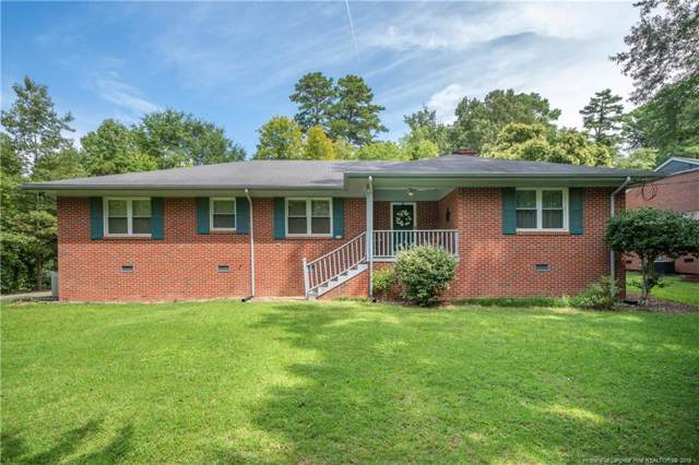 511 Forrest Drive, Sanford, NC 27330 (MLS #616361) :: The Rockel Group