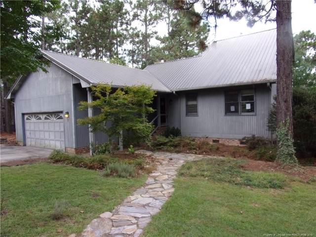 31 Woodbury Lane, Sanford, NC 27332 (MLS #616365) :: The Rockel Group