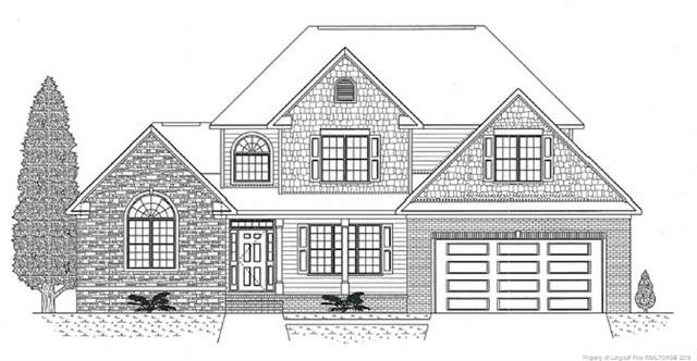 6304 Jacobs Creek (Lot 64) Circle, Fayetteville, NC 28304 (MLS #616381) :: The Rockel Group