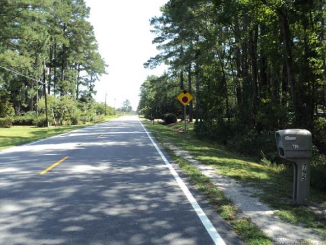 Bee Gee Road, Lumberton, NC 28358 (MLS #616403) :: Weichert Realtors, On-Site Associates