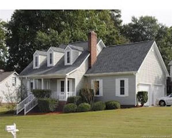 5616 Monks Walk Court, Fayetteville, NC 28311 (MLS #616405) :: Weichert Realtors, On-Site Associates