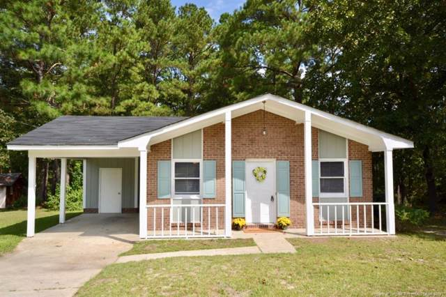 267 Bostic Road, Raeford, NC 28376 (MLS #616420) :: Weichert Realtors, On-Site Associates