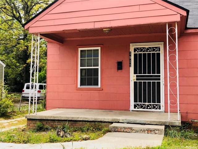 1911 Rosehill Road, Fayetteville, NC 28301 (MLS #616427) :: The Rockel Group