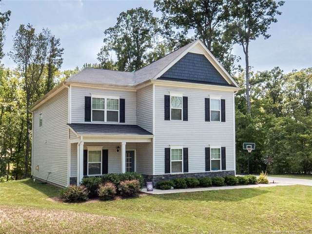 317 Copper Ridge Drive, Sanford, NC 27330 (MLS #616429) :: Weichert Realtors, On-Site Associates
