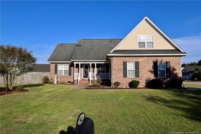 2813 Gus Drive, Fayetteville, NC 28306 (MLS #616432) :: Weichert Realtors, On-Site Associates