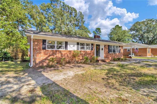 315 Whitney Drive, Fayetteville, NC 28314 (MLS #616434) :: The Rockel Group