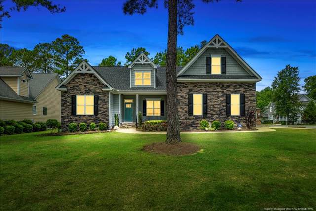 303 Falling Water Road, Spring Lake, NC 28390 (MLS #616440) :: The Rockel Group