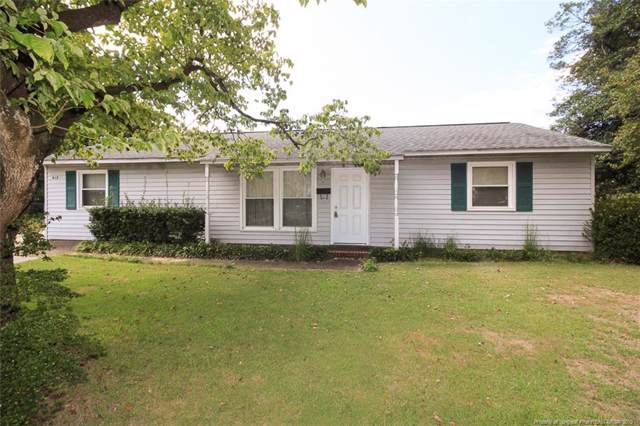 412 Buie Court, Fayetteville, NC 28304 (MLS #616467) :: The Rockel Group