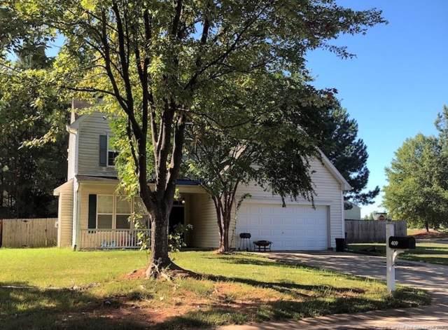409 Providence Hall Drive, Sanford, NC 27330 (MLS #616475) :: The Rockel Group