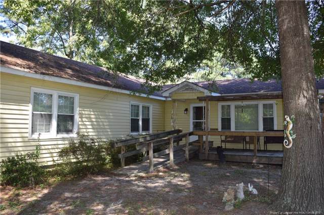 3311 Lee Avenue, Sanford, NC 27332 (MLS #616494) :: Weichert Realtors, On-Site Associates