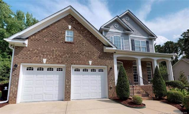 2301 Wimberly Woods Drive, Sanford, NC 27330 (MLS #616504) :: The Rockel Group