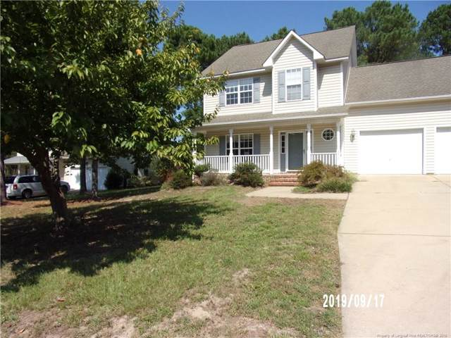 170 Valley View Court, Sanford, NC 27332 (MLS #616510) :: The Rockel Group
