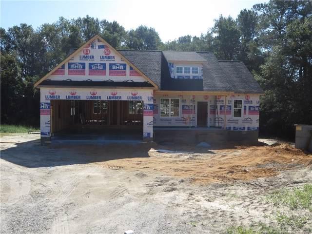 1118 Oak Grove Church Road, Angier, NC 27501 (MLS #616560) :: Weichert Realtors, On-Site Associates