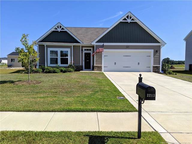 2213 Courtland Drive, Fayetteville, NC 28314 (MLS #616591) :: Weichert Realtors, On-Site Associates