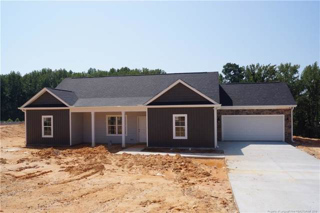 129 Tyvola Street, Sanford, NC 27332 (MLS #616593) :: Weichert Realtors, On-Site Associates