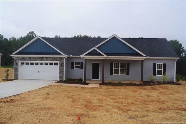 121 Tyvola Street, Sanford, NC 27332 (MLS #616603) :: Weichert Realtors, On-Site Associates
