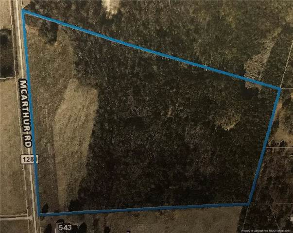Mcarthur Road, Broadway, NC 27505 (MLS #616614) :: Weichert Realtors, On-Site Associates
