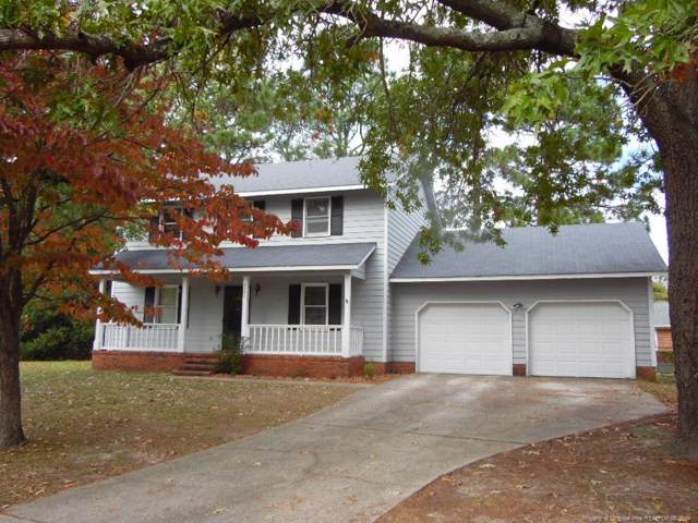 2120 Birchcreft Drive, Fayetteville, NC 28304 (MLS #616653) :: Weichert Realtors, On-Site Associates