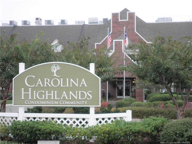 1821 Fordham Drive #306, Fayetteville, NC 28304 (MLS #616702) :: The Rockel Group
